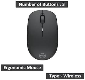 Dell WM126 Wireless Mouse ( Black )