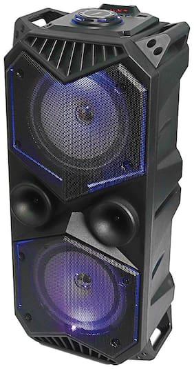 DETEL JAZZY Bluetooth Portable Speaker ( Black )