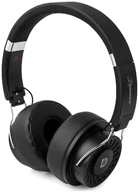 Dipinsure Robust 500 Over-Ear Bluetooth Headset ( Black )