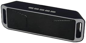DOITSHOP Portable Bluetooth Speaker ( Black )