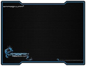 Dragon War GP-001 Gaming Mouse Pad (Black)