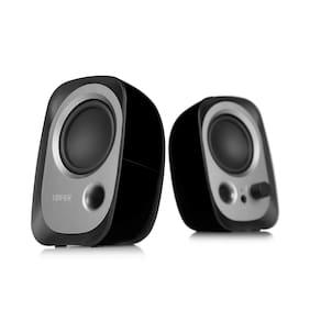 Edifier R12U USB Stereo Computer Bookshelf Speakers - Black