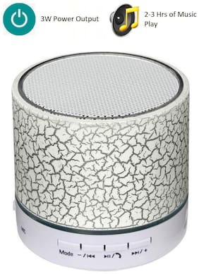 editrix Bluetooth Portable Speaker ( Multi )
