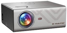 Egate K9 LED LCD 720p 2400 Lumens 381 cm (150 inch) Max Screen HD Projector