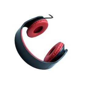 Emporis Raga Blast Wired Headphone with Mic Black