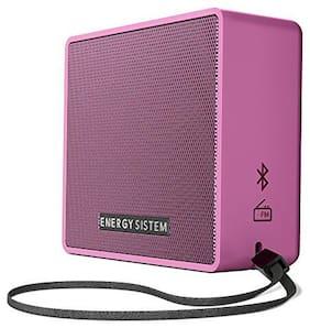 Energy Sistem MUSIC BOX 1+ Bluetooth Portable speaker ( Pink )