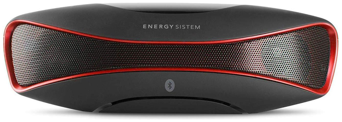 Energy Sistem MUSIC BOX BZ3 Bluetooth Portable Speaker   Red