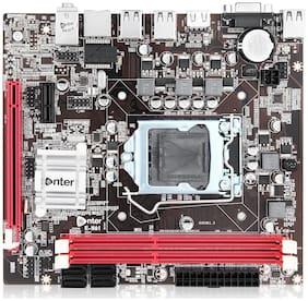 Enter Lga 1155 Motherboard for Intel h61