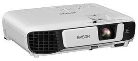Epson EB-S41 SVGA projector Brightness: 3300lm with HDMI Port