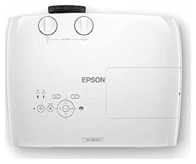 Epson EH-TW6700 1080P 3LCD Home Theater Projector (White)