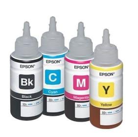 Epson Ink Refills For Epson L310 (Multi) Pack of 4