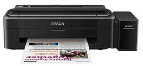 Epson L130 Print Inktank Color Printer