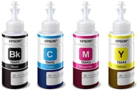 Epson Multicolor Ink Pack of 4 ( Multi )