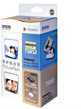 EPSON T5852 PHOTO CARTRIDGES (1 x  Main Unit)