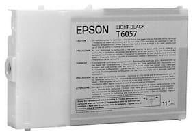 Epson T605700 Light Black Ink Cartridge f/ Epson Stylus Pro Printer