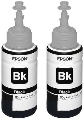 Epson T6641 Dual Pack (Pack of 2)
