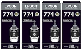 Epson T7741 Black Combo Pack Ink Pack of 4 (Pack of 4)