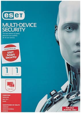ESET Multi-Device Security Powered by ESET Smart Security 1PC 1 Year