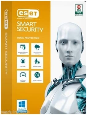 ESET Multi-Device Security Powered by Smart Security (2 Users/3 Years) ( 1 user x 2 CDs)