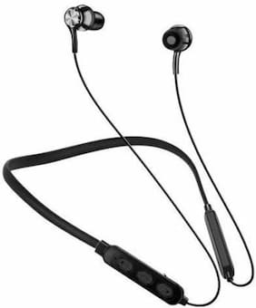 ET BAZAR ET-095 In-Ear Bluetooth Headset ( Black & Silver )