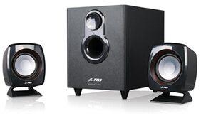 F&D F203g Wired Speaker ( Black )