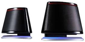 F&D V620 plus 2.0 USB Multimedia Speaker (Black)
