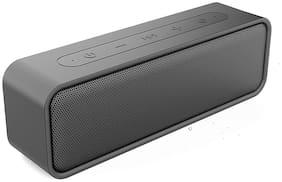 F&D W24 8W PORTABLE WIRELESS BLUETOOTH SPEAKER Bluetooth Portable speaker ( Black )