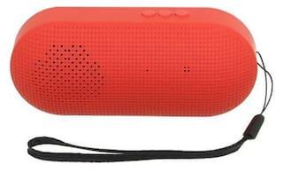 FEDUS Fedus_it_y-2_speaker_red Bluetooth Speaker ( Red )