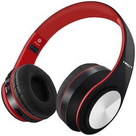 Fire-Boltt Blast 1000 On-Ear Bluetooth Headset ( Red )