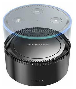 an intelligent Battery Base for 2nd Generation Echo Dot. Fremo Evo