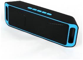 Gabbar A2DP STEREO MEGA BASS Bluetooth Portable speaker ( Blue )