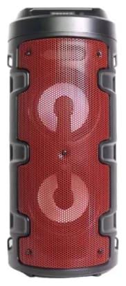 Gabbar BT ZQS 4210 S STEREO Bluetooth Portable speaker ( Red )