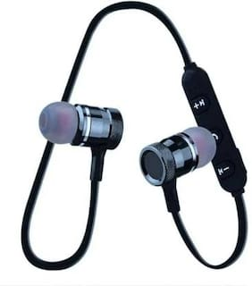 GadgetX NEWMAGNETBT-3000 In-Ear Bluetooth Headset ( Black )