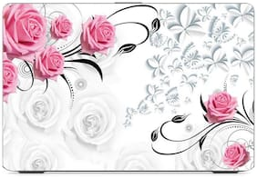 Gallery 83  -  floral art abstract  wallpaper   Laptop Decal, laptop skin sticker 15.6 inch (15 x 10) Inch ks_skin_1706new