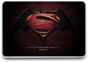 Gallery 83  - superman  Exclusive High Quality Laptop Decal, laptop skin sticker 15.6 inch (15 x 10) Inch G83_skin_01__4182