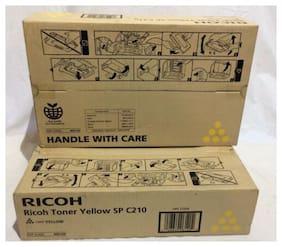 GENUINE RICOH Ink Cartridge Toner Yellow SP C210  406120 NIB Made In Japan