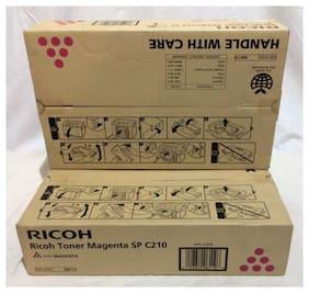 GENUINE RICOH Ink Cartridge Toner Magenta SP C210  406119 NIB Made In Japan