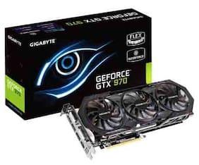 GigaByte NVIDIA GV-N970WF3OC-4GD 4 GB GDDR5 Graphics Card