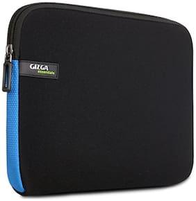 Gizga Essentials 11.6-Inch Laptop Sleeve (Black-Blue)