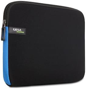 Gizga Essentials 14-Inch Laptop Sleeve (Black-Blue)