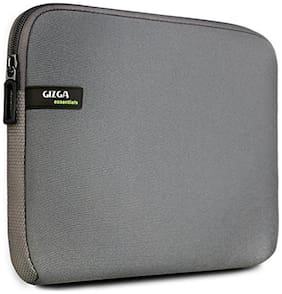Gizga Essentials 13.3-Inch Laptop Sleeve (Grey)