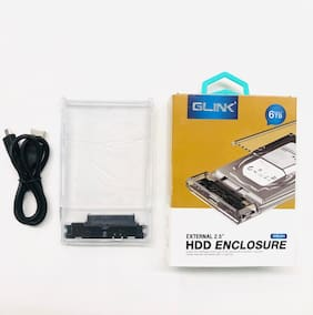Glink GHD-014 External 2.5 inch HDD Enclosure Case
