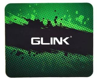 Glink Mouse Pad For Gaming 20 X 24 Cm Green