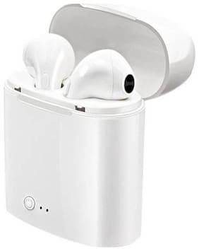 GOBUY TWS-5 In-Ear Bluetooth Headset ( White )