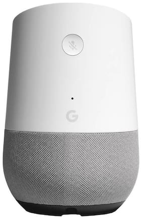 Google HOME Wired Portable Speaker ( White )