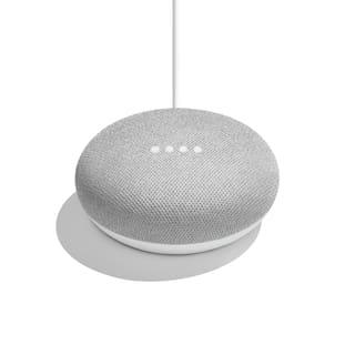Google Home Mini Bluetooth Speaker ( Grey )