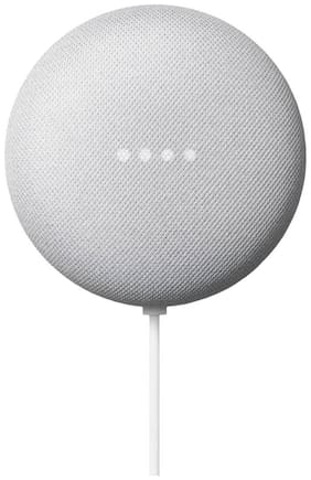 Google Nest Mini (2nd Gen) Portable Speaker (Chalk)