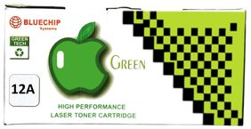 Green 12A Toner Cartidge (Black)