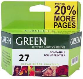 Green 27 Ink Cartridge (Black)