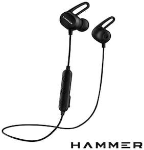 Hammer Swing In-Ear Bluetooth Headset ( Black )